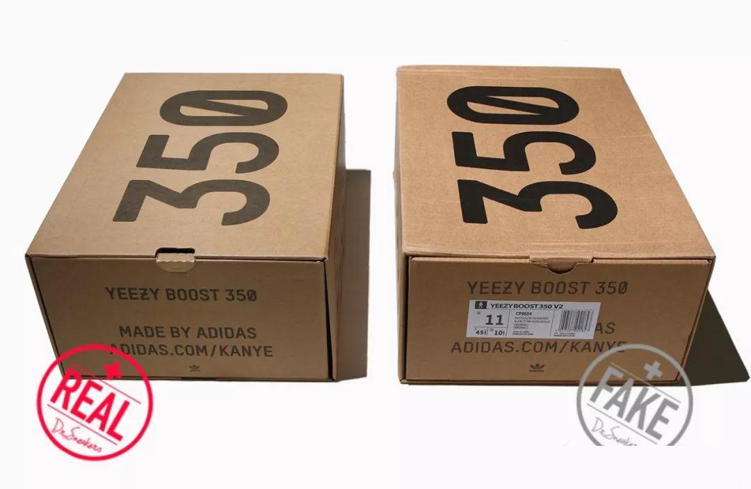 椰子350v2白斑马怎么看真假?教你真假辨别