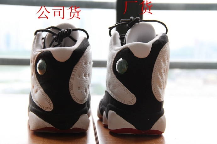 AJ13熊猫公司货和厂货区别