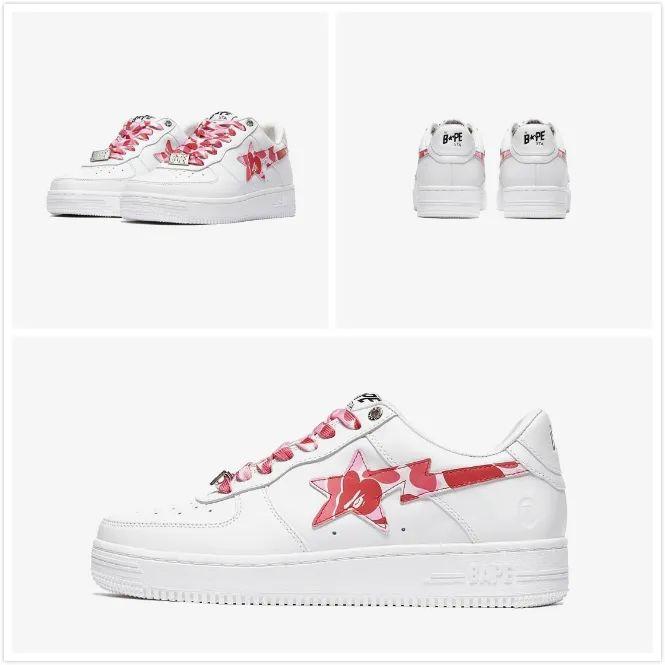"""BAPE STA """"ABC Camo"""" 系列发布 & ROARINGWILD 首双鞋履亮相!"""