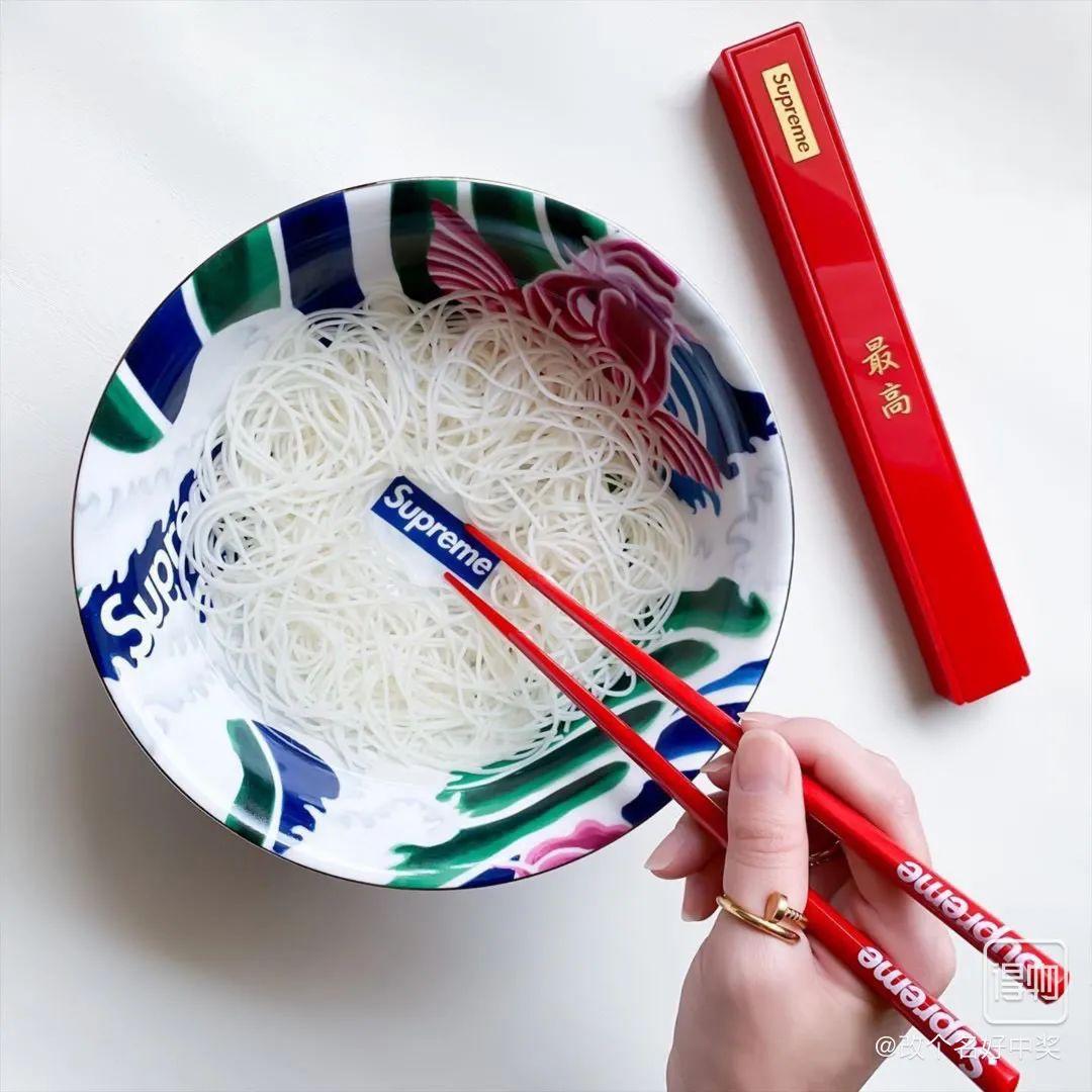干饭了!Supreme筷子如何区别真假?