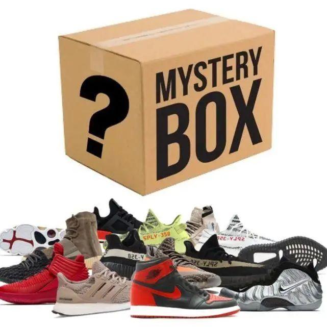 闷包是什么意思?揭秘莆田鞋盲盒/闷包背后套路
