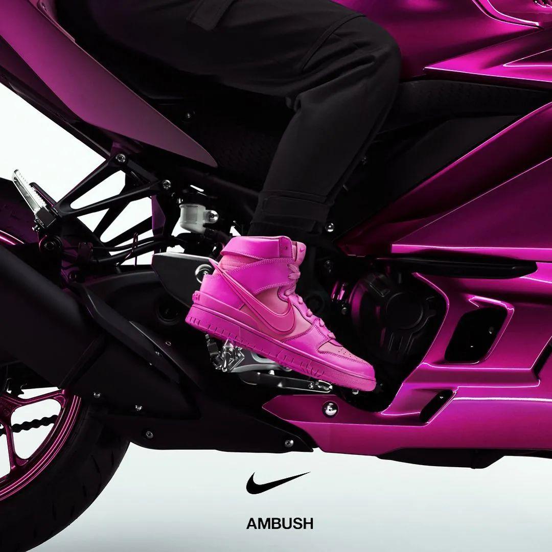 AMBUSH x Nike Dunk High新联名发售敲定!